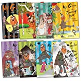 Mr Gum Pack, 8 books, RRP £44.92 (Mr Gum & Biscuit Billionaire; Mr Gum & The Cherry Tree; Mr Gum & The Dancing Bear; Mr Gum & The Goblins; Mr Gum & The Power Crystals; Mr Gum & The Secret Hideout; What's For Dinner Mr Gum; You're A Bad Man Mr Gum).