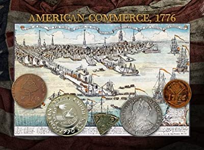 (DM 117) American Commerce 1776