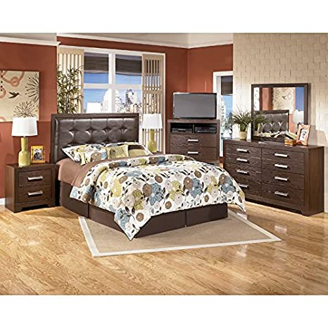 Aleydis Headboard Bedroom Set King