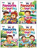 My Favourite Colouring Series (4 Titles)