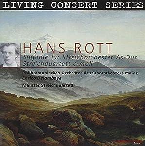 Symphony for String Orchestra / String Quartet