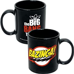 Big Bang Theory Bazinga Mug 09834