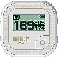 GolfBuddy VS4 White/Gold & Black/Red GPS Golf Buddy