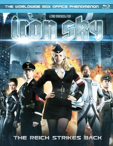 Iron Sky [Blu-ray] [Import]