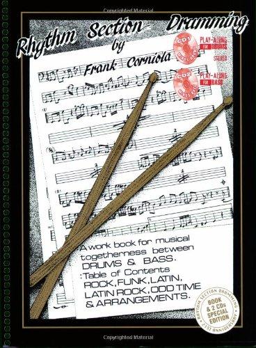 rhythm section drumming frank corniola pdf
