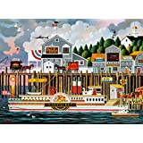 Buffalo Games By The Sea By Charles Wysocki Jigsaw Puzzle (1000 Pieces)