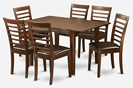 7-Pc Eco-friendly Dining Set