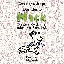 Die Nick-Box Hörbuch von René Goscinny Gesprochen von: Rufus Beck