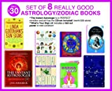 img - for Set of 8 Zodiac Books book / textbook / text book