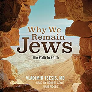 Why We Remain Jews Audiobook