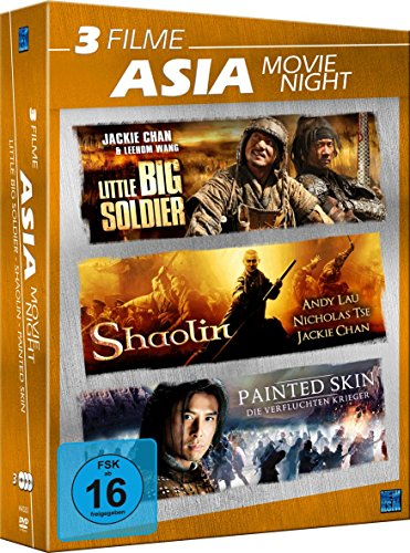 Asia Movie Night [5 Disc Set]