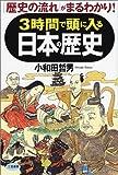 3時間で頭に入る日本の歴史―「歴史の流れ」がまるわかり!