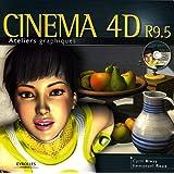 Cinéma 4D R9.5 (1Cédérom)