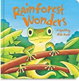 img - for Rainforest Wonders (Sparkling Slide Book) book / textbook / text book