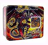 遊戯王5D's OCG 北米(英語)版 CollectibleTIN 2008 1st Wave -Red Dragon Archfiend/レッド・デーモンズ・ドラゴン-