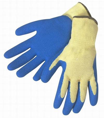 1 Pair Kv4729 X Large Kevlar Coated Oyster Shucking Gloves
