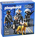 Playmobil - 0440223 - Jeu De Construction - 5565 - Commando