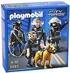 Playmobil 5565 City Action Police Tac...