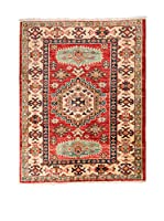 Navaei & Co. Alfombra Kazak Super Rojo/Multicolor 85 x 67 cm