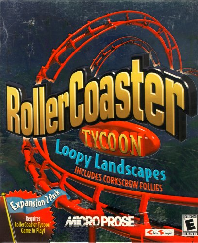 Roller Coaster Tycoon Expansion Pack:  Loopy Landscapes