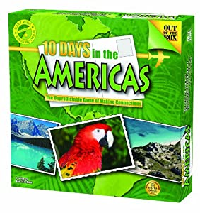10 Days in the Americas - The Unpredictable Game of Making Connections