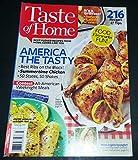 Taste of Home Magazine - June/July 2013- America the Tasty
