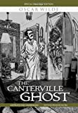 img - for The Canterville Ghost: Complete and Unabridged with Extensive Notes book / textbook / text book