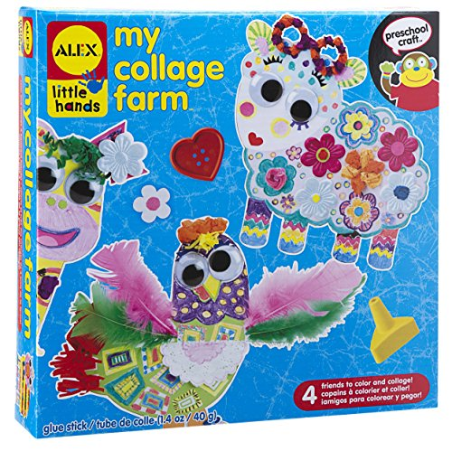 ALEX Toys Little Hands My Collage Farm
