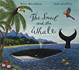 The Snail and the Whale Book and CD Pack (Book & CD) Julia Donaldson