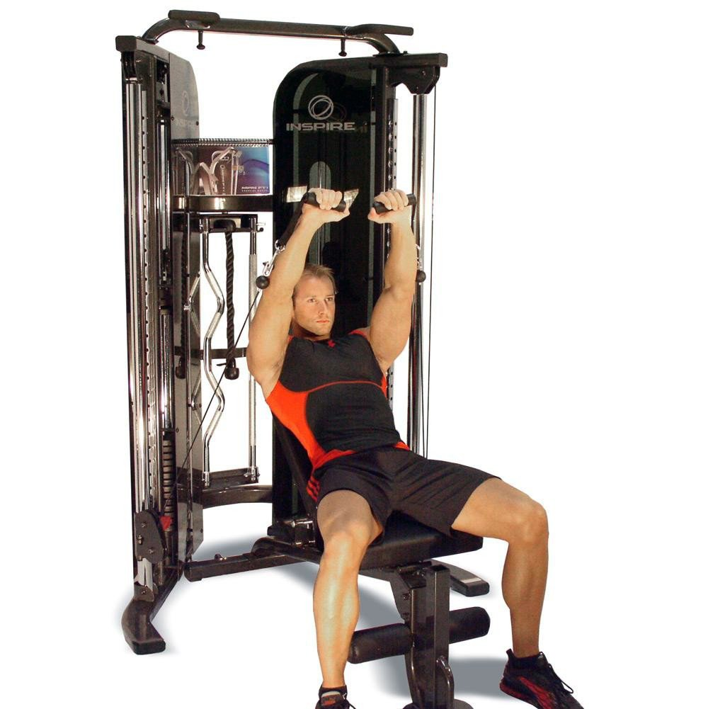 Inspire Fitness Multi Gym Smith Machine Ft1 Functional