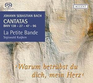 Cantates (Intégrale) /Vol.12