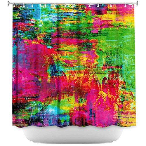 red and teal shower curtain. Flamingo Shower Curtain Artistic Designer Stylish  Decorative Unique Cool Fun Funky Bathroom The Coolest Curtains Ever SKARRO Be Live Life in