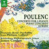 Poulenc : Concerto for 2 Pianos in D Minor