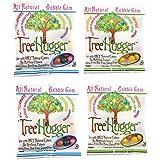 Tree Hugger Bubble Gum - Variety - Bags (4 Pack)