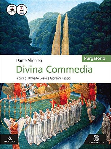 Divina Commedia. Con e-book. Con espansione online. Per le Scuole superiori: 2