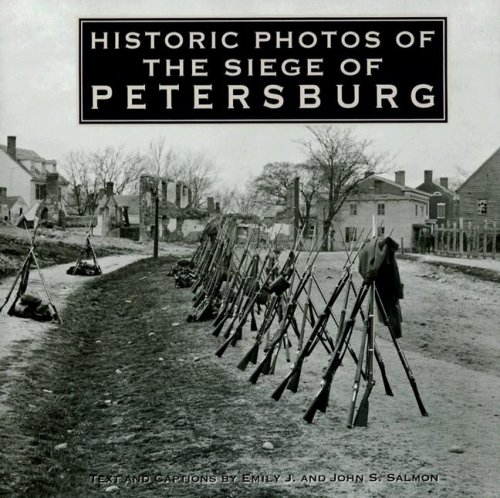 an introduction to the history of the siege of petersburg