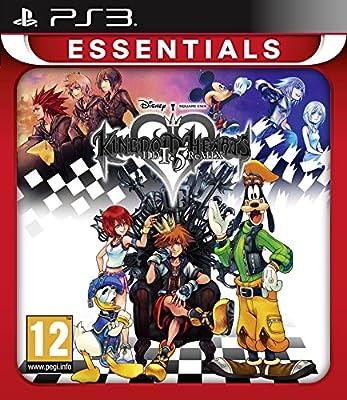 Kingdom Hearts 1.5 Remix (Essentials) (PS3) from Square Enix