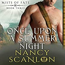 Once upon a Summer Night Audiobook by Nancy Scanlon Narrated by Jane Jacobs