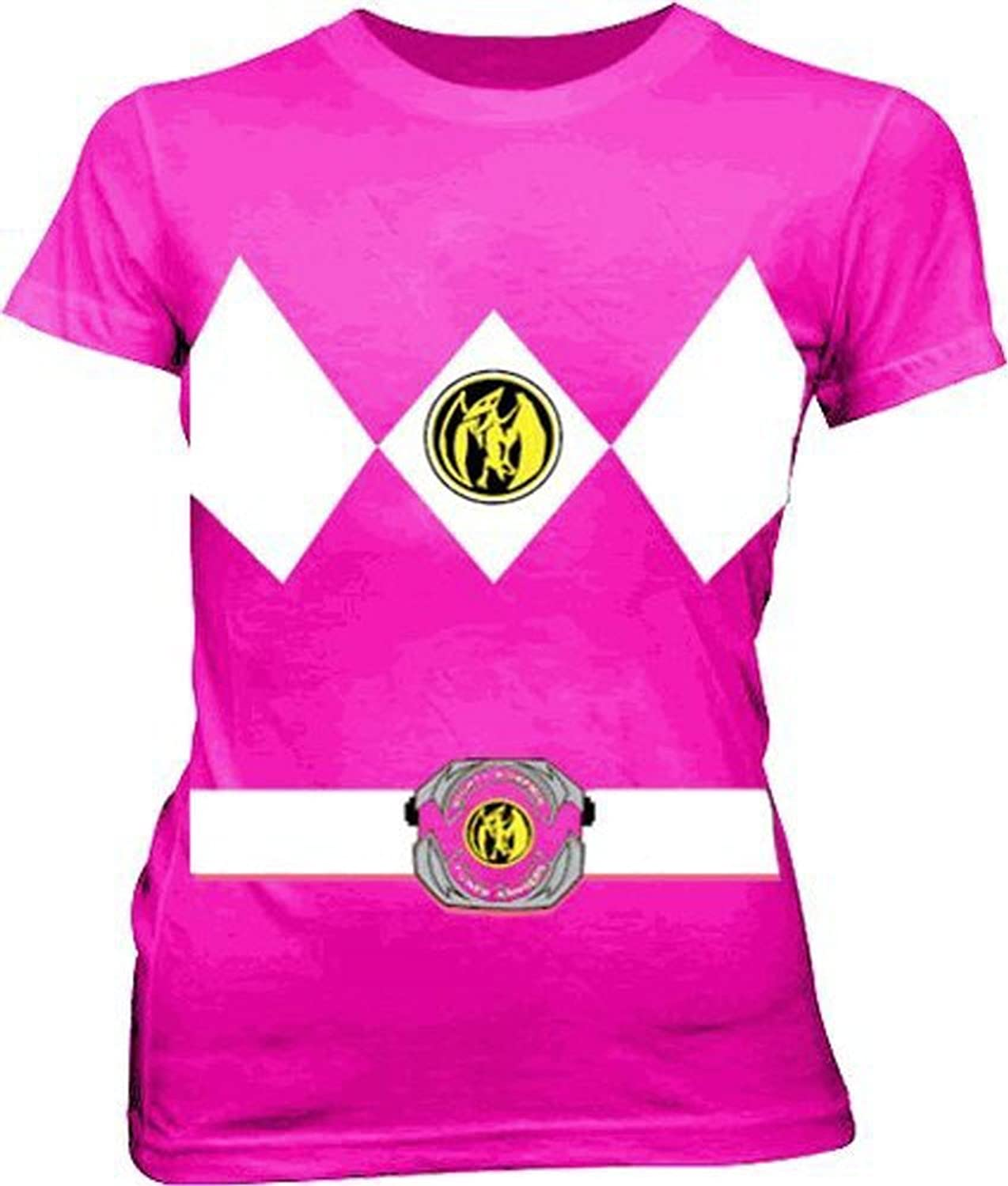 Power Rangers Yellow Ranger Costume Power Rangers Pink Costume