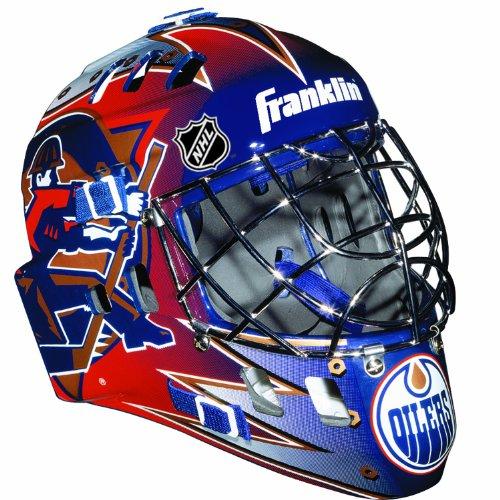 Franklin Sports NHL Edmonton Oilers SX Comp GFM 100