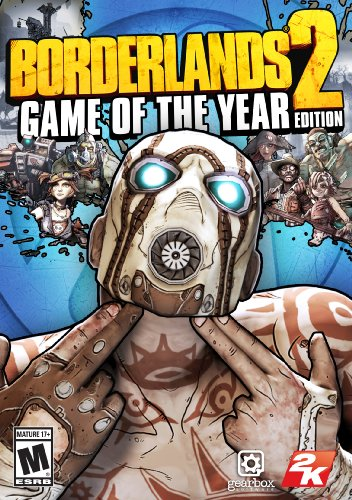 Get Borderlands 2 Game of the Year [Online Game Code]