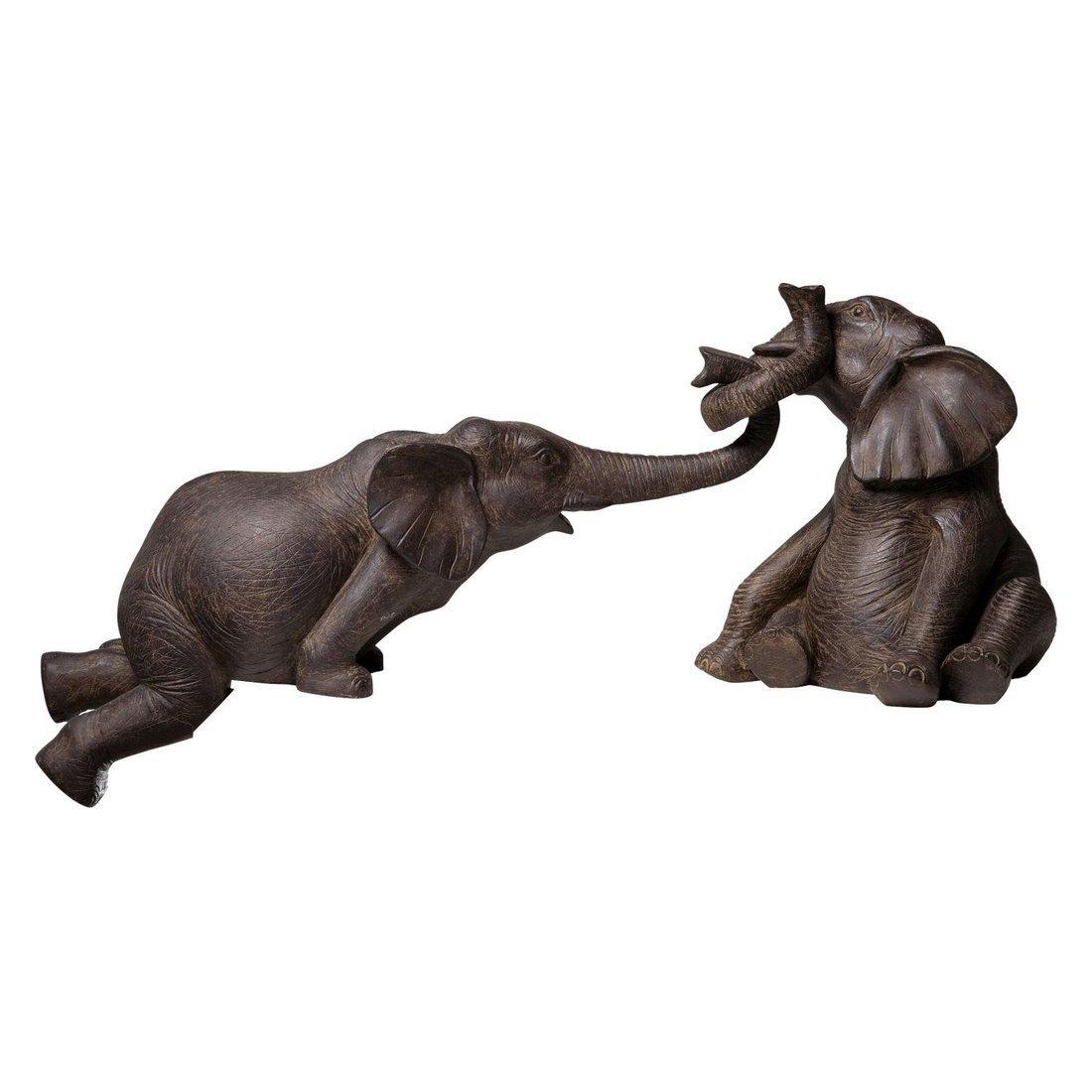 Kare 31370 Deko Figur Elefant Zirkus 2er Set    Bewertungen