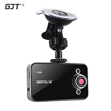 "GJT2.7"" Full HD 1080P DV Car Camera K6000 DVR Camcorder Video Recorder with Night Vision"