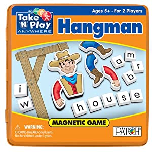 Click to read our review of Patch Hangman!