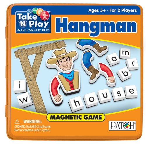 Best Price Hangman - Take 'N' Play Anywhere Game