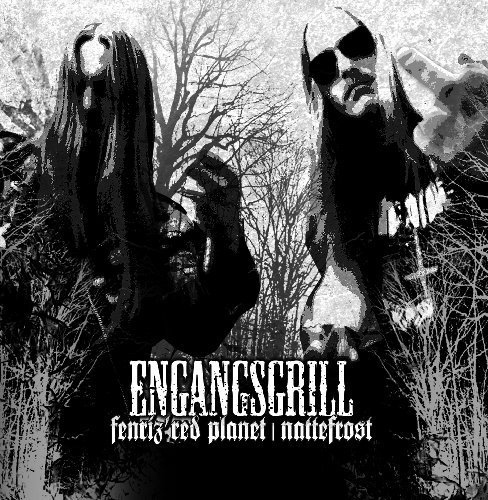 Engangsgrill by Fenriz`Red Planet / Nattefrost (2009-11-10)