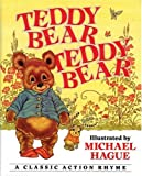 Teddy Bear, Teddy Bear:  A Classic Action Rhyme (0060733047) by Michael Hague