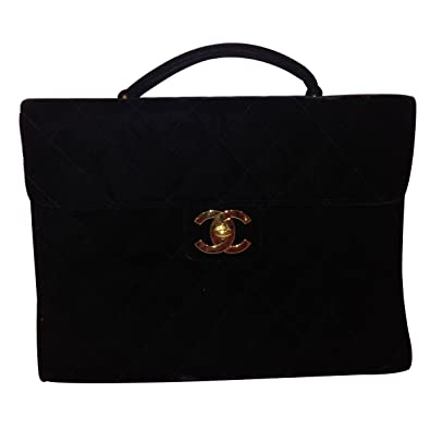 周迅代言香奈儿CHANEL Black Quilted Classic bag 99 - 第1张  | 淘她喜欢