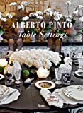 img - for Alberto Pinto: Table Settings book / textbook / text book