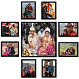 Tohfah4u Personalized Photo Collage In Glassless Frames T14